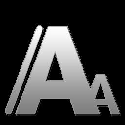 Fonts W