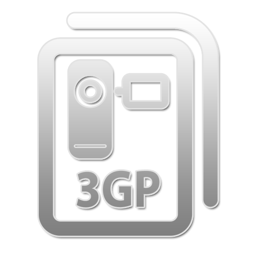 3GP W large png icon