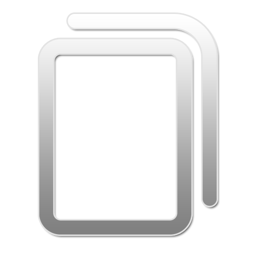 Defult W large png icon