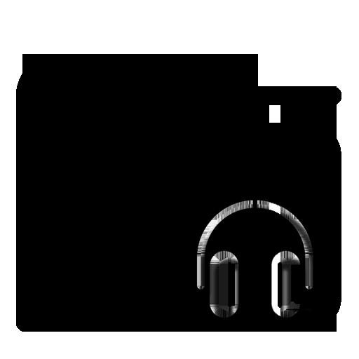 Folder Music large png icon
