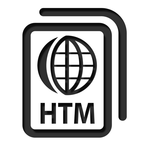 HTM large png icon