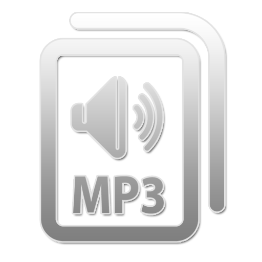 MP 3 W large png icon