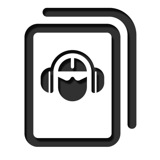 Music File large png icon