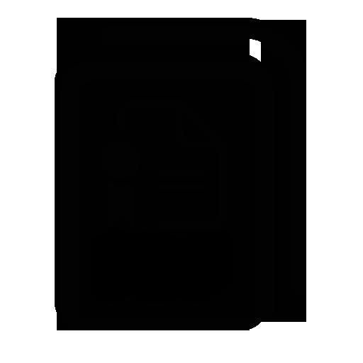 PDF large png icon