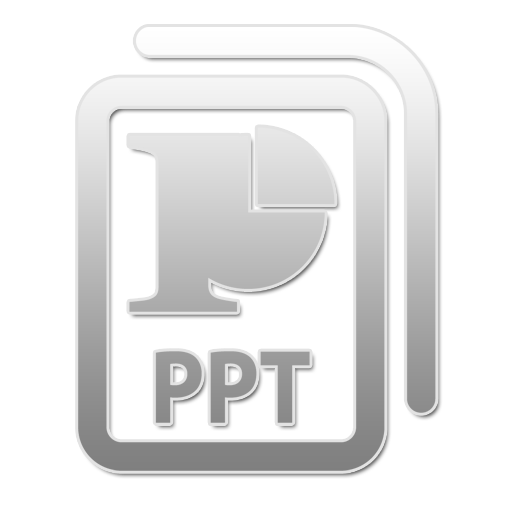 PPT W large png icon