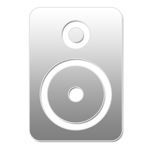 speaker large png icon