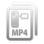 MP 4 W large png icon