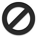 Blocked Png Icon