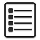 listing Png Icon