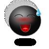 Emoji 3 large png icon