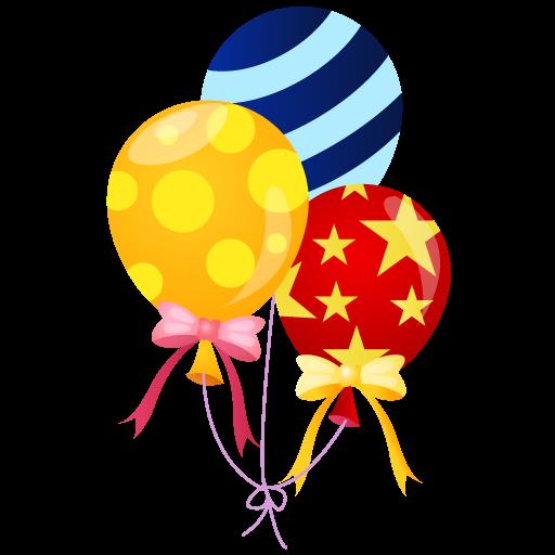 balloon icons free balloon icon download iconhotcom