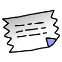 text Png Icon