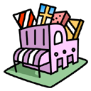 marketplace Png Icon