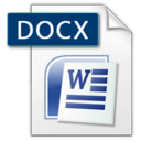 docx Png Icon