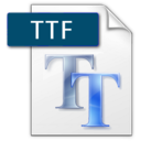 ttf Png Icon
