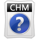 chm Png Icon