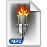 MP 3 large png icon