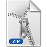 zip large png icon