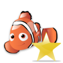 findingnemo 2 fav png icon