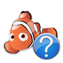 findingnemo 2 help png icon