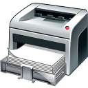 print Png Icon