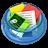 Flat World Icon 06 large png icon