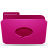 folder pink conversations Png Icon