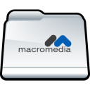 Macromedia Png Icon