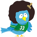 afro Png Icon