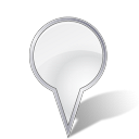 bulbgrey Png Icon