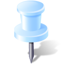 needlewhite Png Icon