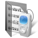 My Music Folder 2 png icon