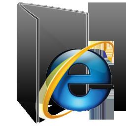 IE 7 Folder