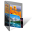 my pictures large png icon