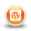 wordpress large png icon