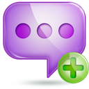 chat 2 plus Png Icon