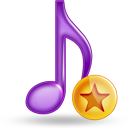 music fav Png Icon