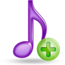 music plus Png Icon