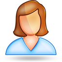 user female Png Icon