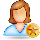 female Png Icon