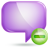 chat 1 minus large png icon