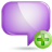 chat 1 plus large png icon