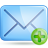 mail plus large png icon