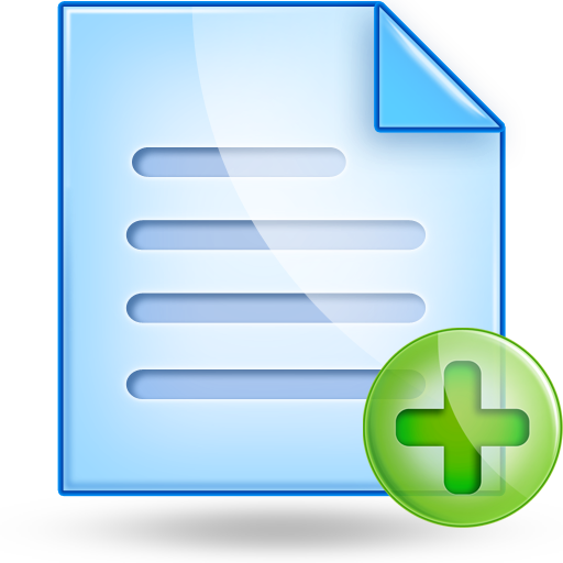 notepad plus large png icon