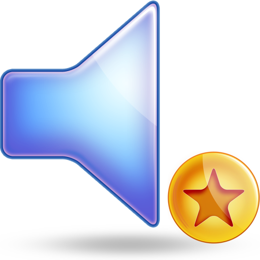 sound fav large png icon