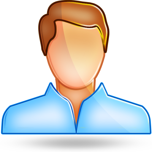 user male large png icon