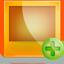 image plus large png icon