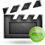 video minus large png icon