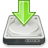 Gnome Document Save large png icon