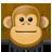 monkey large png icon